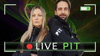DIRETTA LIVE DEL PIT | ROMA
