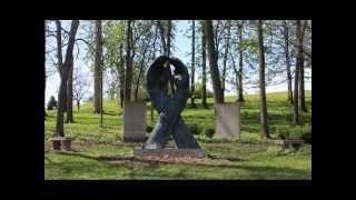 AIDS Memorial at Crown Hill Cemetery