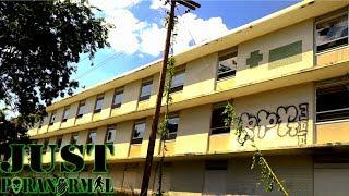 Old Palestine Memorial Hospital | Part 1| Paranormal Investigation