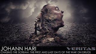 Veritas Radio - Johann Hari - 1/2 - The First and Last Days of the War on Drugs