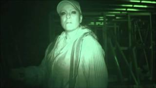 Paranormal Investigation at the Old Grant Base EVP Video - STP & CPS