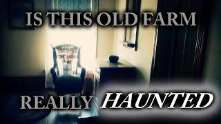 IS THIS UTAH FARM REALLY HAUNTED?
