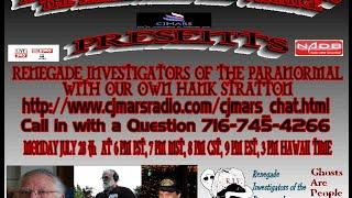Half Past Dead paranormal Radio The Renegade Investigators of the Paranormal Show