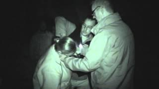 Fort Borstal ghost hunt with Roy Roberts - Group 3 Part 2