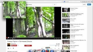 Creepy Figure in Tennessee Woods Breakdown