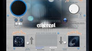ETHEREAL is here! A POSITIVE Spirit Box tool. Amazing connections...