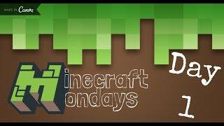 Let's Play ► Minecraft Mondays (First Attempt after 6 years!)