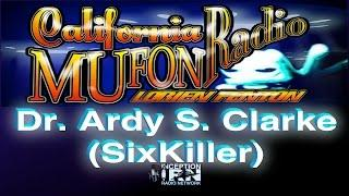 Dr. Ardy S. Clarke - Alien Sky People - California Mufon Radio