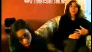Fantasma de una niña en un sótano (Chile)