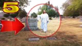 5 TIMES REAL ALIVE JESUS CHRIST CAUGHT ON CAMERA & SPOTTED IN REAL LIFE