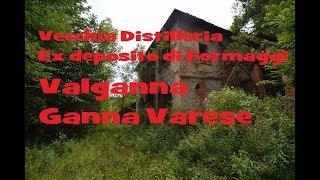 Vecchia Distilleria Ex Deposito di Formaggi  Ganna Varese