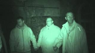 Landguard Fort ghost hunt - 9th April 2016 - Séance group 1