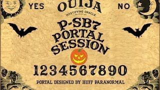 SB7 Spirit Box & Portal Session 8-20-15