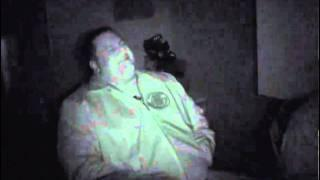 Oregon Paranormal - Knocked him right out his Keds