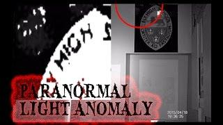 Paranormal Light Anomaly Caught on Game / Trial Camera at Ely Museum