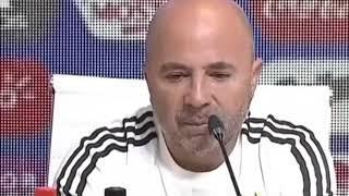 Sampaoli da la lista final de los 23 que van al mundial de rusia 2018 - seleccion Argentina
