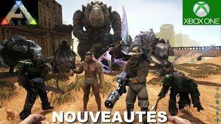 ARK Xbox One [FR] Présentation du DLC SCORCHED EARTH