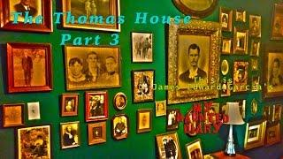 MY HAUNTED DIARY – Thomas House Part3 Investigator gets molested Paranormal Ghosts Zombie