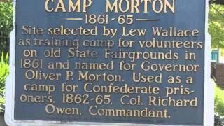 Camp Morton - Civil War POW Camp