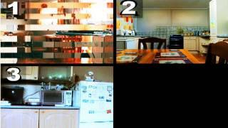 Poltergeist Activity Caught On Tape In Kitchen By 3 Cameras.