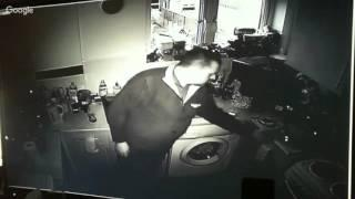 Activity in the Kitchen: , REAL Paranormal Activity; ???