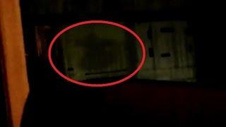 Ghost Caught in old building! REAL GHOST Spotted Scary Videos