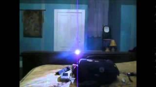 Flashlight Turns On And Off At Myrtle's Plantation By Krystal Akin