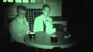 G H O S T Ghost Hunters Of Stoke On Trent  Charity event at Kidsgrove Townhall
