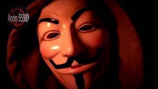 Mensaje de #Anonymous a los lideres mundiales