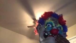 The haunted clown