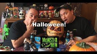 The Halloween Episode 2017 -  Monster Men Ep: 124