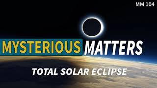Total Solar Eclipse and the Curious History of Invisible Light: Nashville's Coast to Coast AM Alt