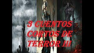 Las mejores historias de terror; 3 Cuentos Cortos de terror III, La Caja Paranormal