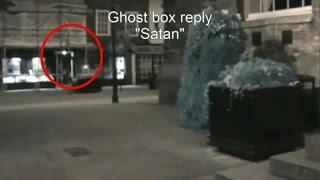 Extreme Real DEMONIC EVP The DEVIL Is Here!   Demon Warns Us   Very Scary Footage