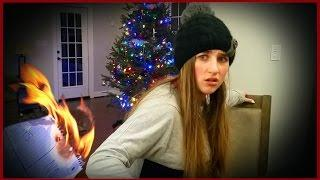 Stalker Was Kids - Scary Paranormal Christmas Tree Scares Everyone