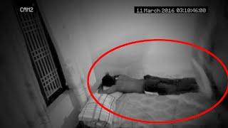 Paranormal Activity Caught On CCTV Camera | Ghost Attack CCTV Footage | Scary Videos