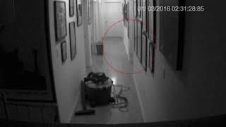 Most Shocking Ghost Sighting caught on CCTV camera !! Scary Videos