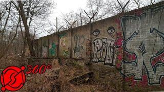Lost Berlin Wall In 360°
