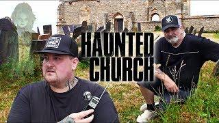 HAUNTED CHURCH | Hear THEM Speak AMAZING Ghost Box Session