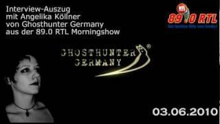 89.0 RTL - Geisterjäger Interview mit Ghosthunter Germany