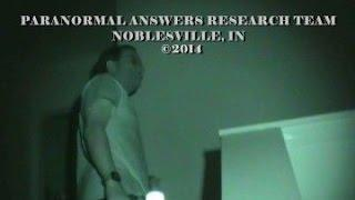 Paranormal Answers Research Team, Noblesville Residence, May 31. 2014
