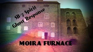 Spirit Ghost SB7 Response at Moira Furnace Leicestershire.