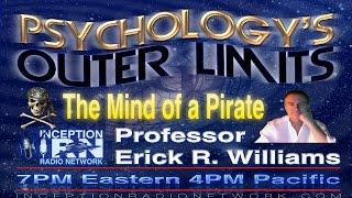 Anthony Cummings - The Mind of a Pirate - Psychology's Outer Limits