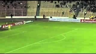 Απίστευτο βίντεο! Φάντασμα σε αγώνα ποδοσφαίρου του Copa libertadores.