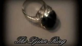 Djinn Ring www.hauntedcuriosities.com