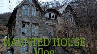 HAUNTED HOTEL VLOG #4 (Σανατόριο, Sanatorio Parnithas)