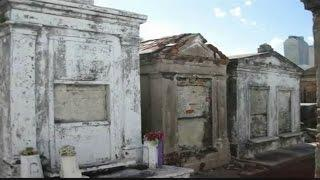 Top 10 Most Haunted Cemeteries In The World   Real Ghost Stories   Ghost Caught On Tape