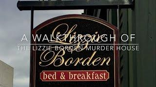 Ghost Hopping & Area 52 present A Walkthrough of the Lizzie Borden Murder House