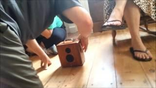 Andre's box session at the Stillwell House June 2016