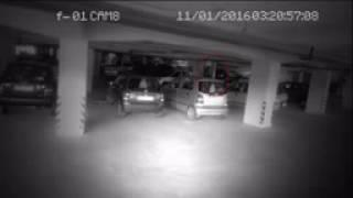 Chilling Video Of Ghost Caught On CCTV Camera   Ghost Videos Caught On Tape  ghost hunting  YouTube